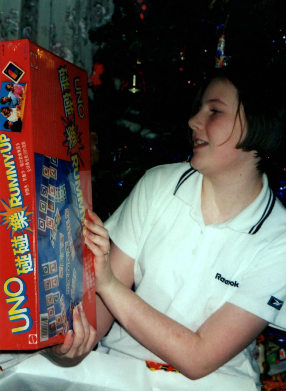 Christmas, c 2003