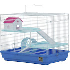 Prevue Pet Products 2055 Prevue Critter Clubhouse Blue & White