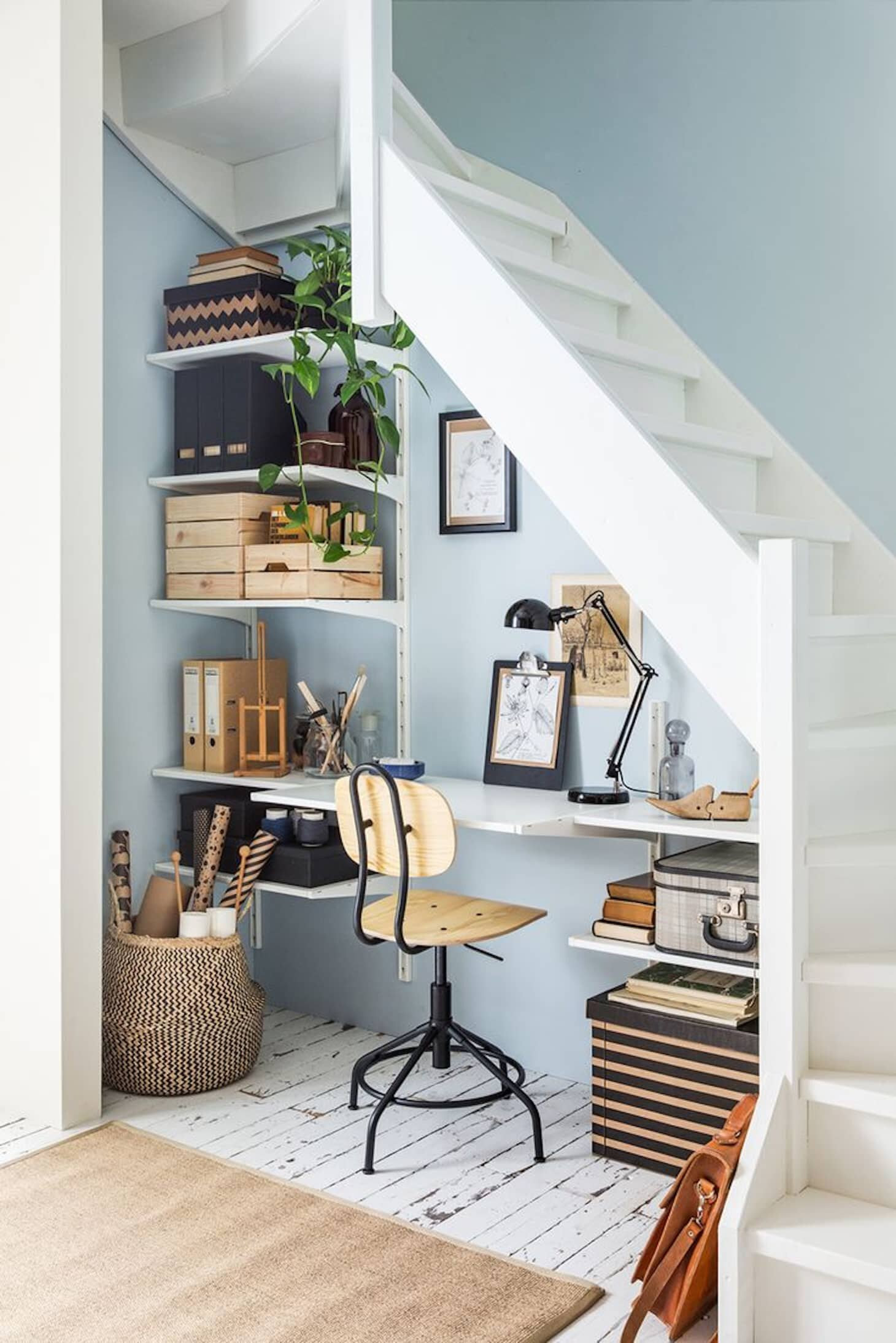 16+ Inspiring Small Home Office Ideas — THE NORDROOM