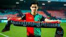 Indosport - Navarone Chesney Kai Foor, pemain Belanda berdarah Maluku.