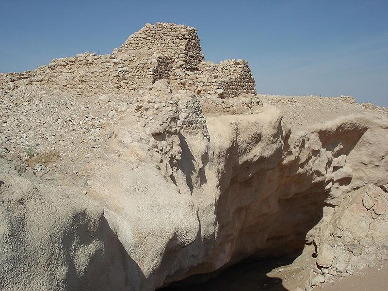 Irã dos Pilares (Foto: Wikimedia/Tarawneh)