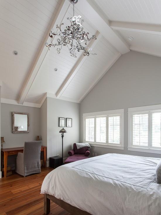 Farrow & Ball Lamp Room Grey.