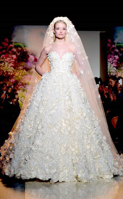 Zuhair Murad, 2014 from Most Show Stopping Wedding Gowns