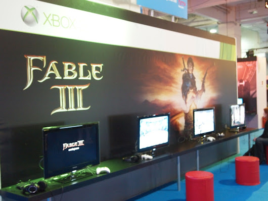 Fable 3…yeah, it's still not great
