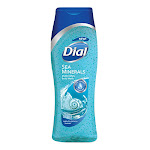 Dial Sea Minerals Enriching Body Wash Skin Therapy, 16 Oz