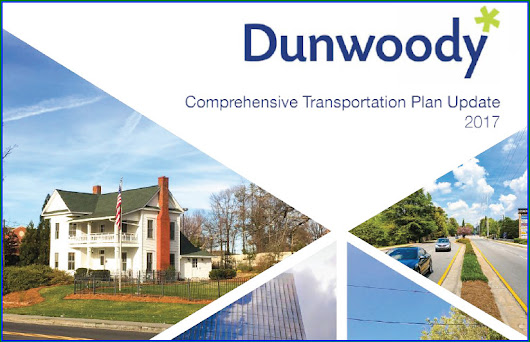 Dunwoody Comprehensive Transportation Plan Update