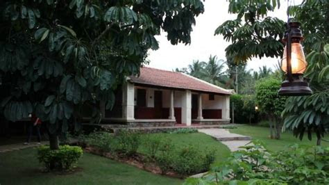 indian home design inspired  south indian village home