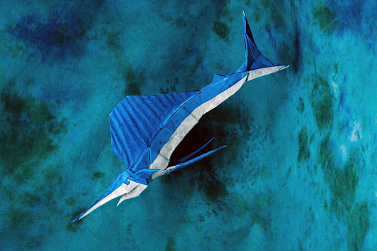 Dolphinitely Some of the Best Origami Sea Creatures I've Seen!