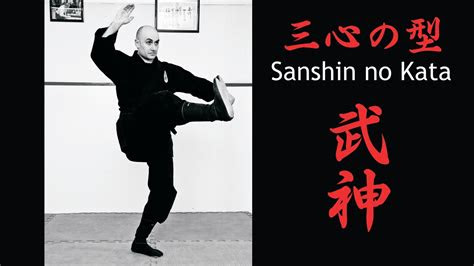 sanshin  kata youtube