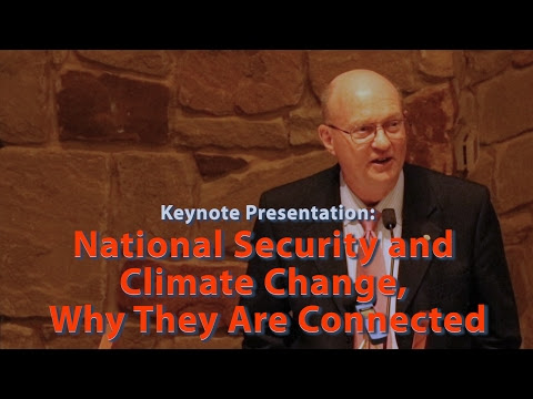 Colonel Wilkerson Keynote: National Security and Climate Change, Why They Are Connected - climate - Imzy