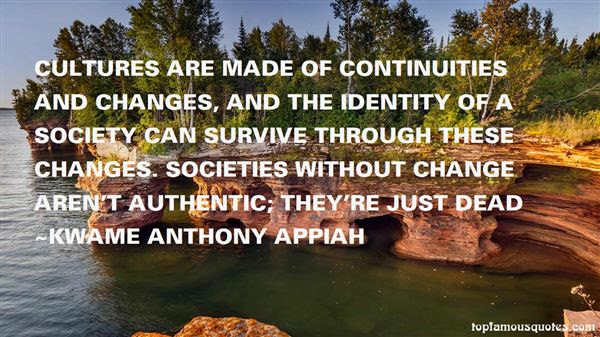 Culture And Identity Quotes Best 9 Famous Quotes About Culture And