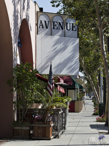 The Avenue Theater in Downey