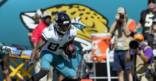 Jaguars offense toothless in loss to Titans