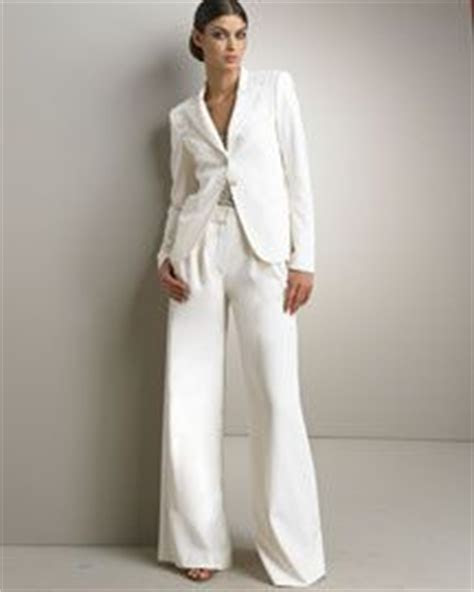 Cream Trouser Suit Womens   Go Suits