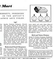 Dux Variable Precision Sharpener 1952