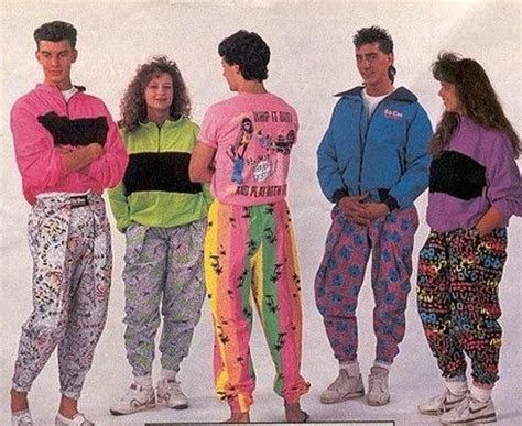 greatest  fashion trends neon pants