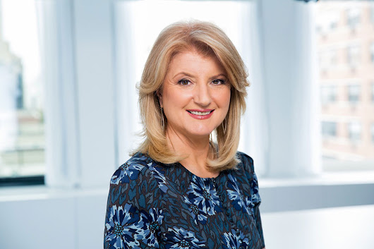 Arianna Huffington and the Killer App