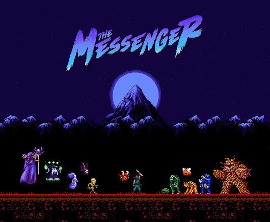 The Messenger Review – Capsule Computers