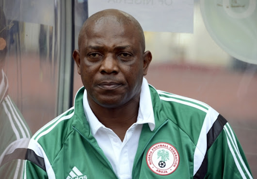 Staphen Keshi sacked as Super Eagles Couch