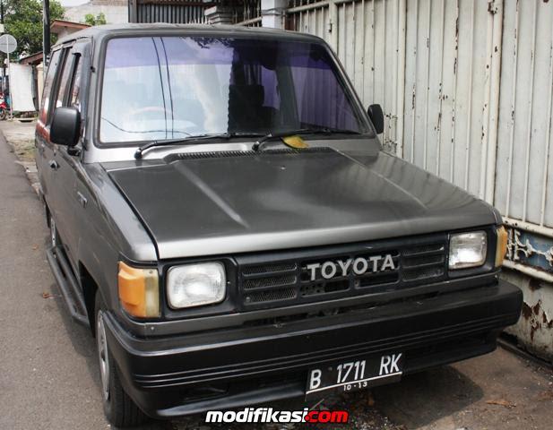 Dijual Mobil Bekas Bogor - Toyota Kijang