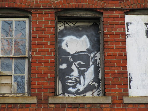 Ray Charles Window