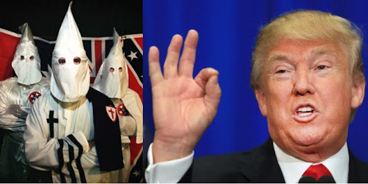 Trump Just Removed White Supremacist Groups From Terror Watch Program