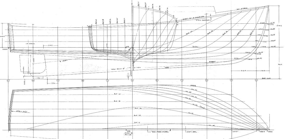 Fishing boat design software | Antiqu Boat plan