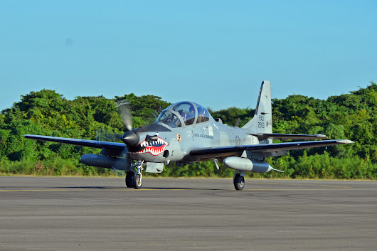 U.S. Air Force Now Training with A-29 Super Tucano | The National Interest Blog