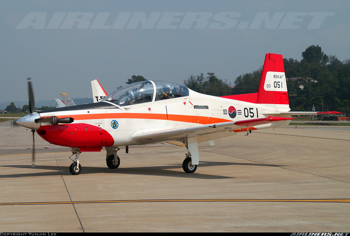 Korea Aerospace KT-1 Woong-Bee aircraft picture
