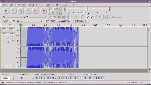 What is good audio editing software on Linux - Xmodulo