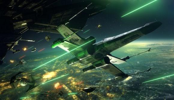 Star Wars: Squadrons, Epic  Store'da ücretsiz
