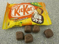 Big Little Mikan Kit Kat