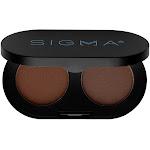 Sigma Beauty Color + Shape Brow Powder Duo - Dark