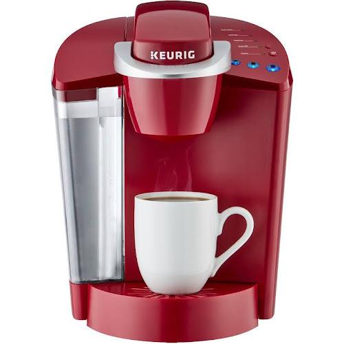 Keurig - K-Classic K50 Single Serve K-Cup Pod Coffee Maker - Rhubarb