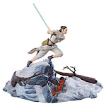 Hasbro HSBE0330 Star Wars Black Series Rey Starkiller Base, 3 Count