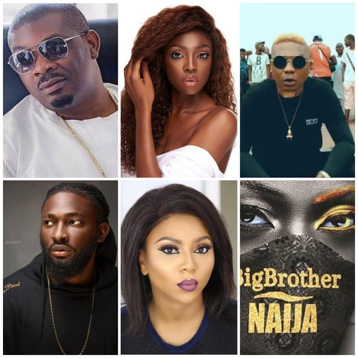 5 Top Celebrities That Are BBNaija 2020 Supporters And Huge Fans Of Some Of The Housemates - Photos