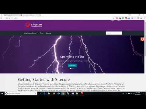 Getting started with Sitecore Rocks