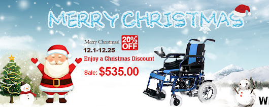 Wofftown wishes all of you have a good Chrismas Day - electric wheelchair China Manufacturer Suzhou Wofftown Co.,Ltd.