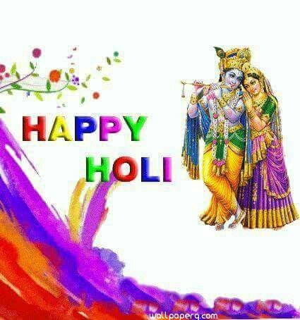 Download Happy Holi With God Wishes Holi Wallpapers And Image For
