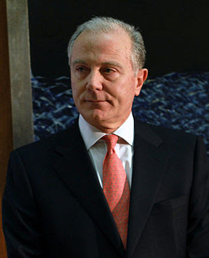 George Provopoulos, Governor of the Bank of Greece