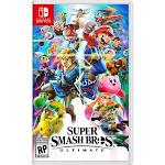 Nintendo Super Smash Bros. Ultimate Game, Nintendo Switch Platform HACPAAABA