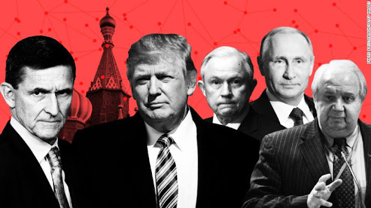 The Trump/Russia Scandal, tweets by @SethAbramson