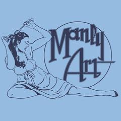 Manly Art Nouveau