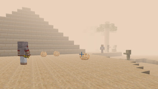 Atum: Journey Into The Sands Mod para Minecraft 1.7.2 y 1.7.10