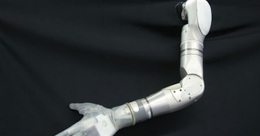 Prosthetic hand restores a man's sense of touch