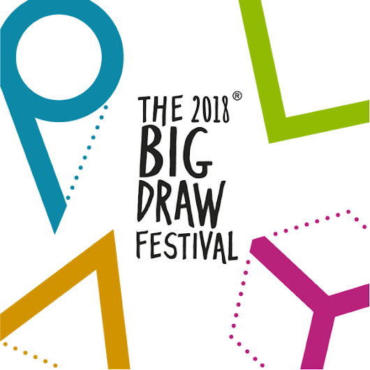 The Big Draw Festival 2018