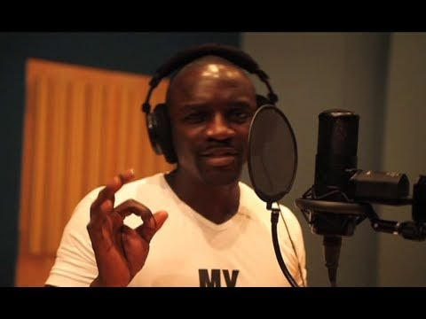 Making of Akon's Chammak Challo