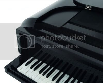 Grand Piano by Audi Design Studio 9