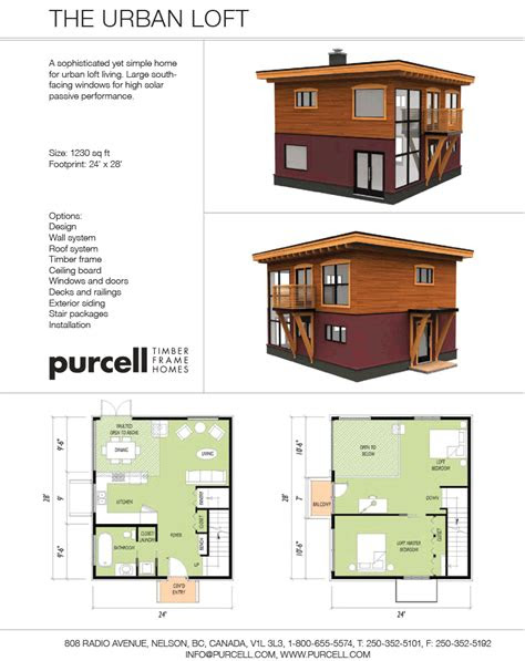 purcell timber frames  precrafted home company
