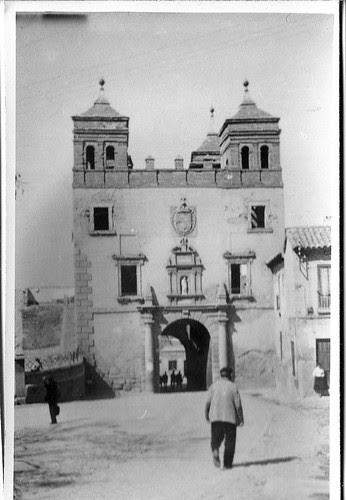 Puerta del Cambrón. Fotografía de Eduardo Butragueño Bueno